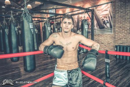 Braian Leiva Elliz Clothing MMA Photoshoot 03