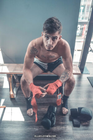 Braian Leiva Elliz Clothing MMA Photoshoot 07