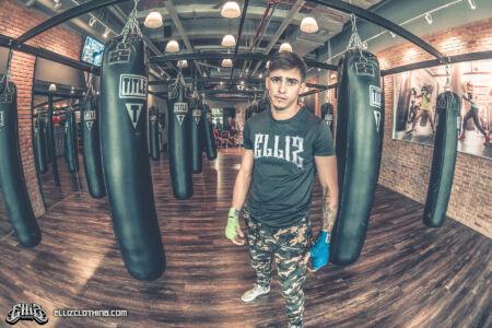 Braian Leiva Elliz Clothing MMA Photoshoot 08