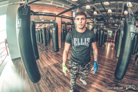 Braian Leiva Elliz Clothing MMA Photoshoot 09
