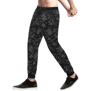 Elliz Clothing mens Skull Camo Casual Baggy pants