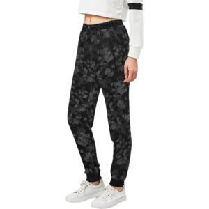 Elliz Clothing womens Skull Camo Pattern Sweatpants