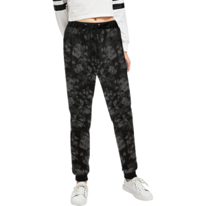 Elliz Clothing womens Skull Camo Pattern Sweatpants