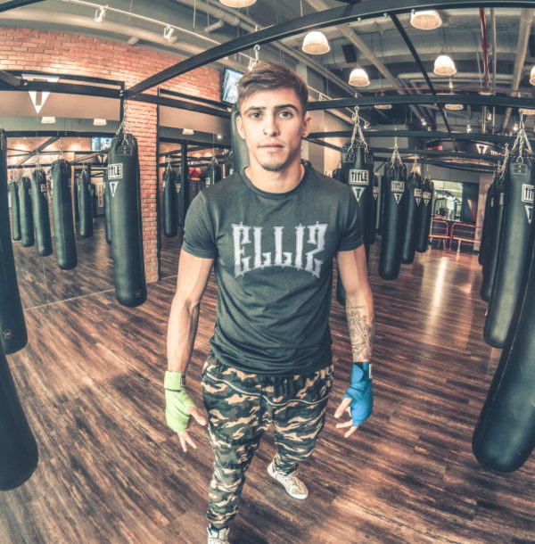 Elliz Clothing Braian Leiva mma