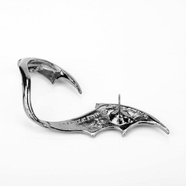 Elliz Clothing Bat Wings Earring