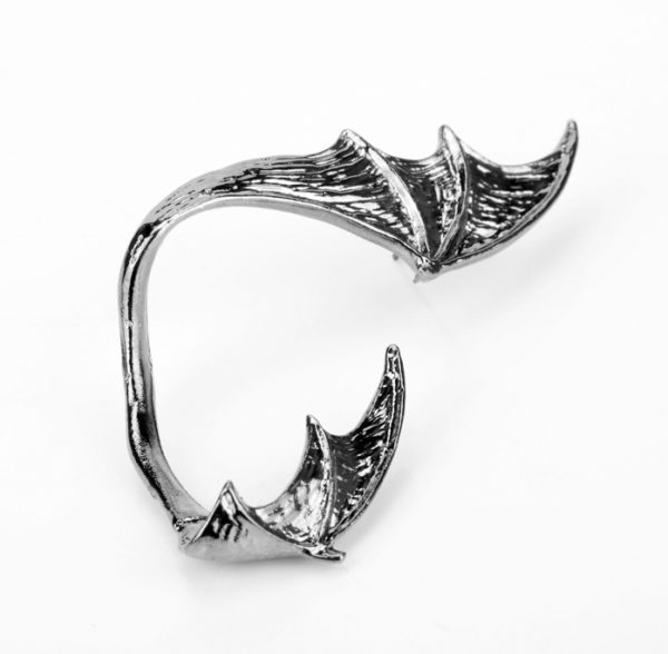 Elliz Clothing Bat Wings Earring