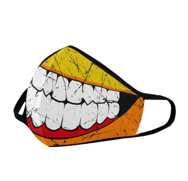 Elliz Clothing Smile Face Mask Corona Virus Protection