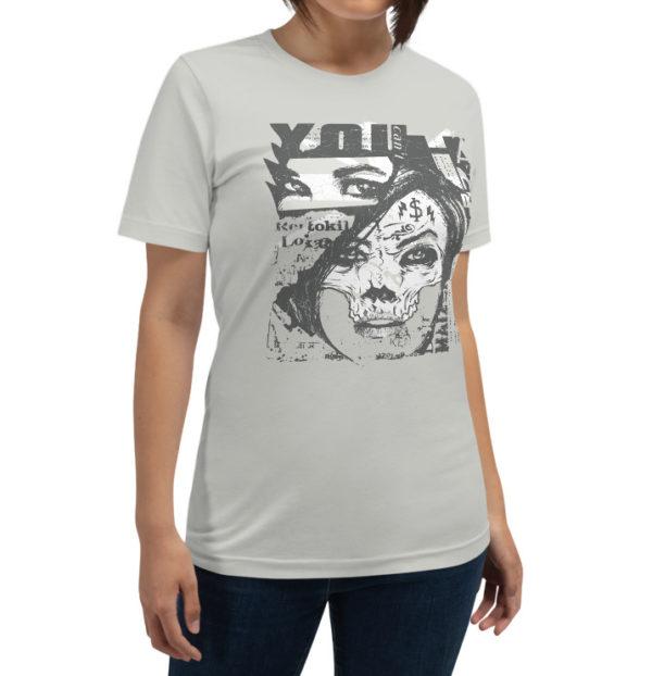 Elliz Clothing The Truth Skull Girl T-Shirt