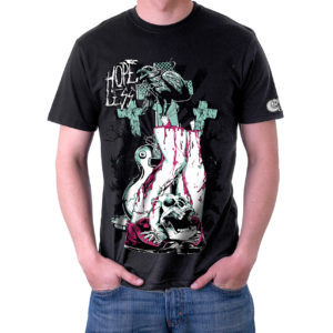 Hopeless Zombie Unisex Graphic T-shirt