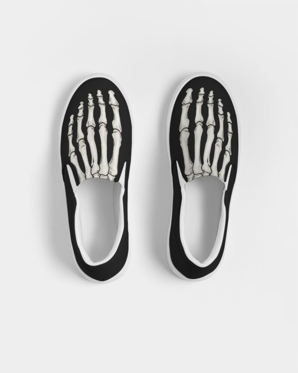 Elliz Next-Gen Skeleton Foot Slip-On Skater Shoes