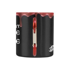 Bloody Insulated Vampire Mug by Elliz Clothing